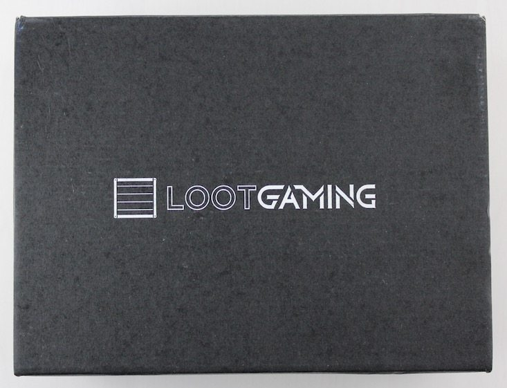 Loot Gaming Subscription Box Review & Coupon April 2016 - box