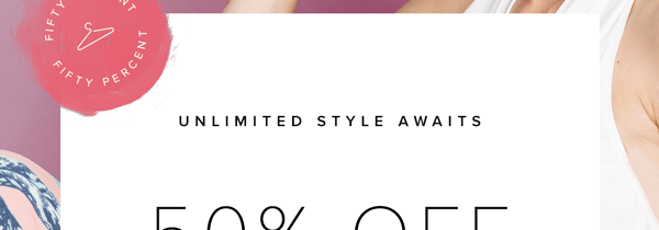 50% Off Your First Month of Le Tote + $10 In Purchase Credit!
