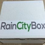 Rain City Box Subscription Box Review – April 2016