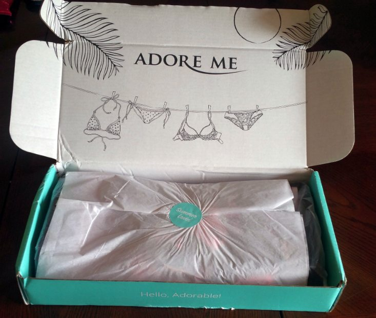 ADORE ME MAY 16 - PACKAGING