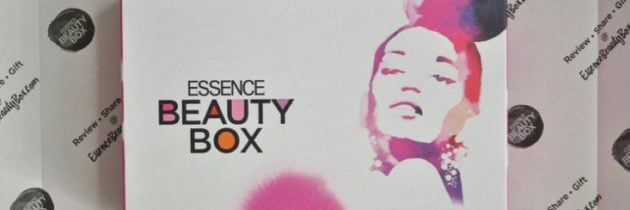 Essence Beauty Box Subscription Box Review + Coupon – May 2016