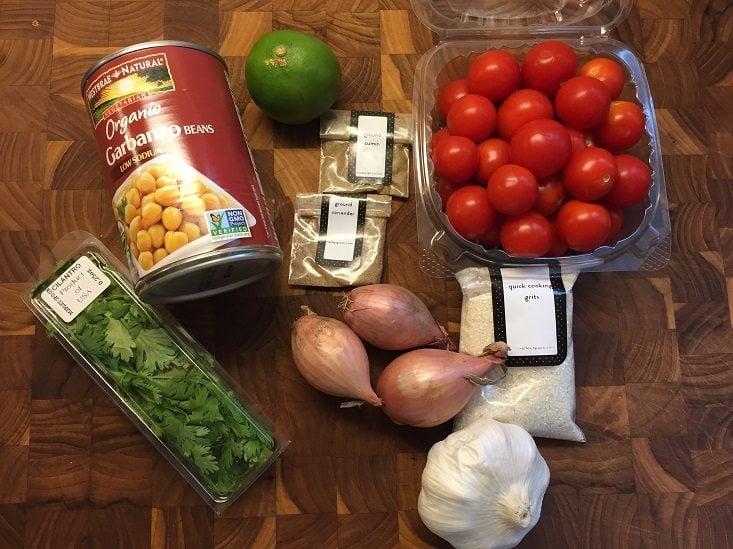 Grits Ingredients