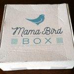 Month 7 Mama Bird Box Subscription Box Review + Coupon