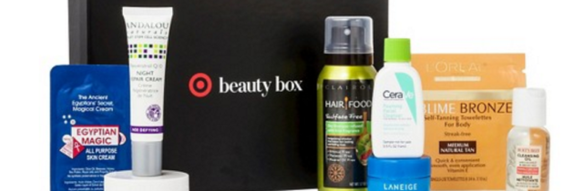 Target Beauty Box for May 2016 – Available Now!!