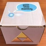 Geek Chic Monthly Subscription Box Review – June 2016