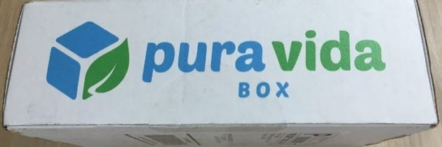 Pura Vida Box Subscription Box Review + Coupon – June 2016
