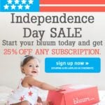 Bluum Independence Day Sale – 25% Off All Length Subscriptions!