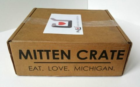 Mitten Crate Subscription Box Review + Coupon – July 2016
