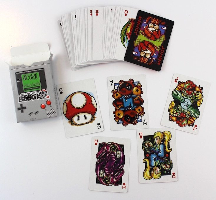 Nerd Block + IGN Limited Edition Block Review - cards