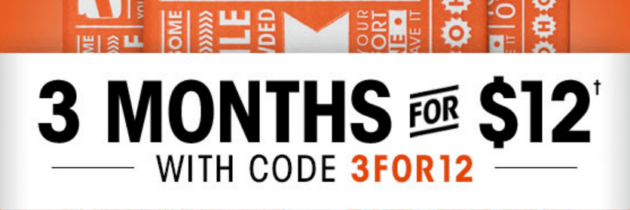 Bulu Box Deal – Get 3 Months For Only $12!
