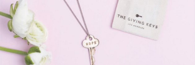 CAUSEBOX Coupon – Free Giving Keys Necklace With Subscription!