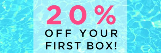 Love Goodly Summer Sale – 20% Off Your First Box!