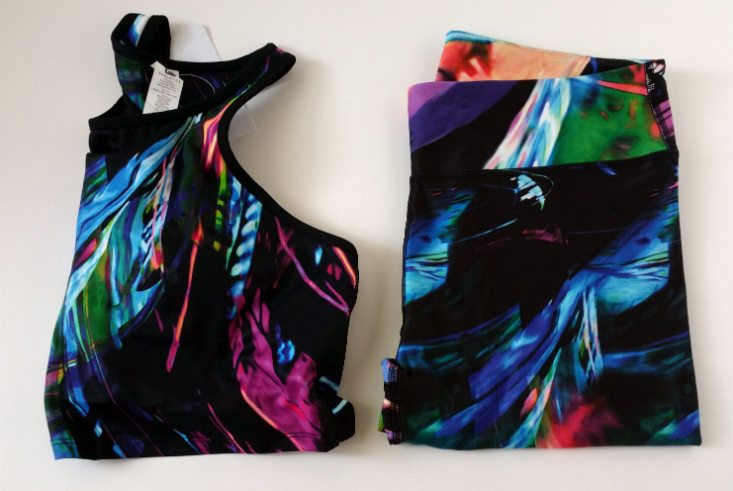FABLETICS AUGUST 2016 - ALL ITEMS