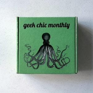 Geek Chic Monthly Subscription Box Review – August 2016