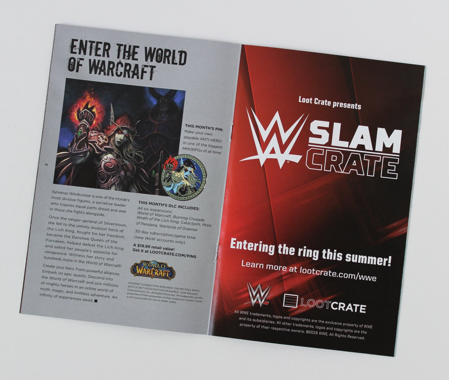Loot Crate August 2016 - 19