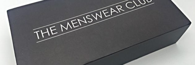 The Menswear Club Subscription Parcel Review + Coupon- Aug 2016
