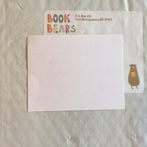 Book Bears Subscription Box Review + Coupon – August 2016