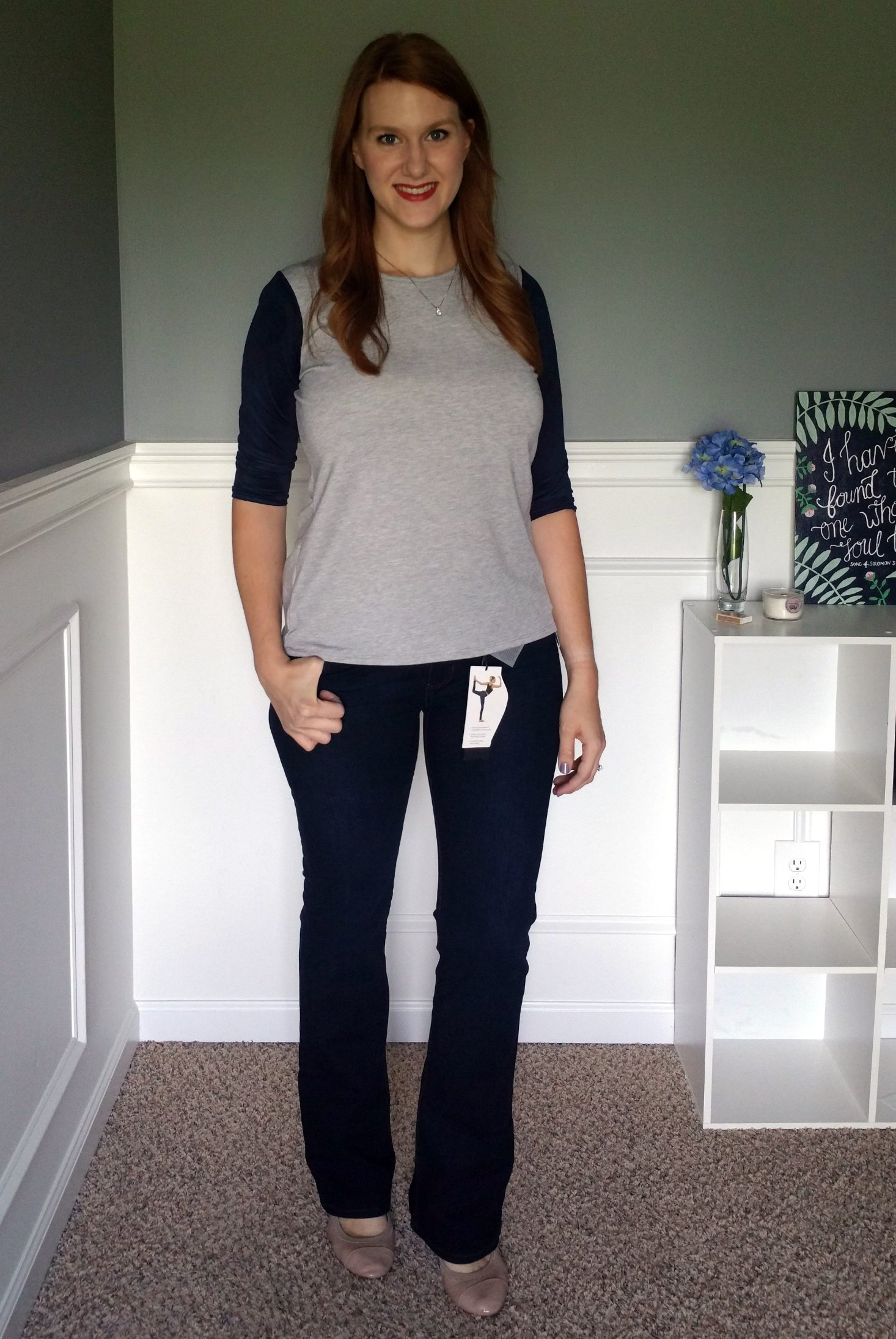 STITCH FIX SEPTEMBER 2016 - ITEMS 1
