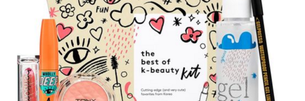 Birchbox Best of K-Beauty Kit + Free Gift Coupons!