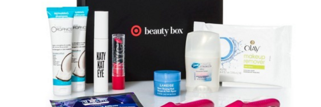 Target August 2016 Beauty Box – Back in Stock!