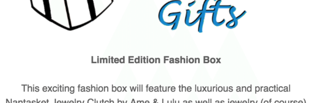 Artistry Gifts Limited Edition Fashion Box + Spoiler #2!
