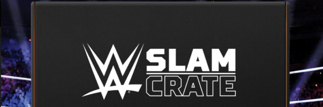 Loot Crate WWE Slam Crate April 2017 Spoiler #2 + Coupon!