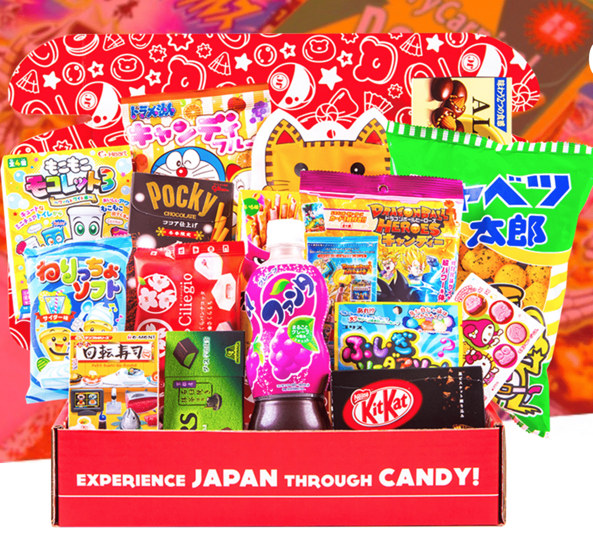 Japan Crate Coupon – FREE Hi-Chews with Subscription!