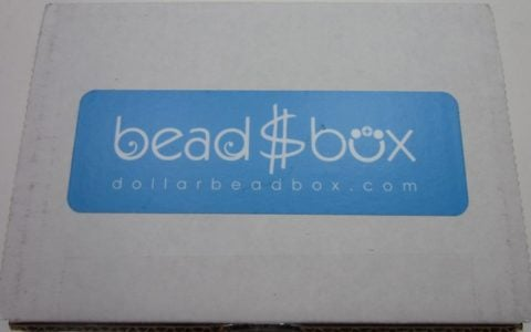 Dollar Bead Box Subscription Box Review – August 2016