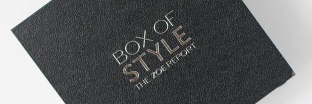 Rachel Zoe Box of Style Coupon – $20 Off Annual Subscription!