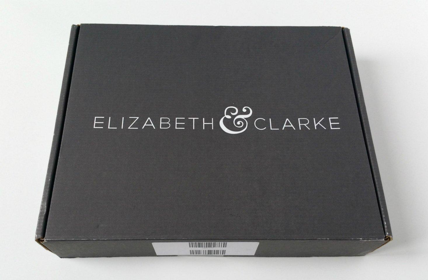 ELIZABETH & CLARKE FALL 2016 - BOX