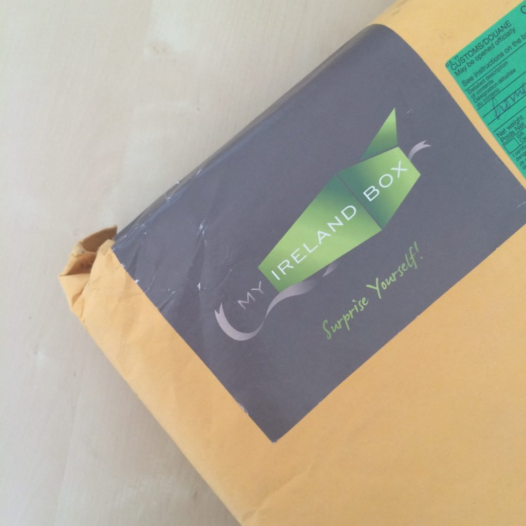 What's in a My Ireland Box Subscription? Read our August 2016 review!