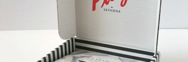 Play! by Sephora Subscription Box Review – September 2016