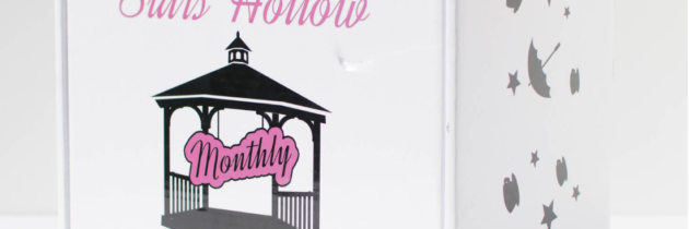January 2017 Stars Hollow Monthly Box Spoiler!