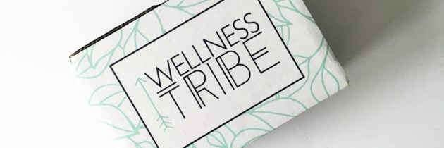 Wellness Tribe Subscription Box Review + Coupon- Sept 2016