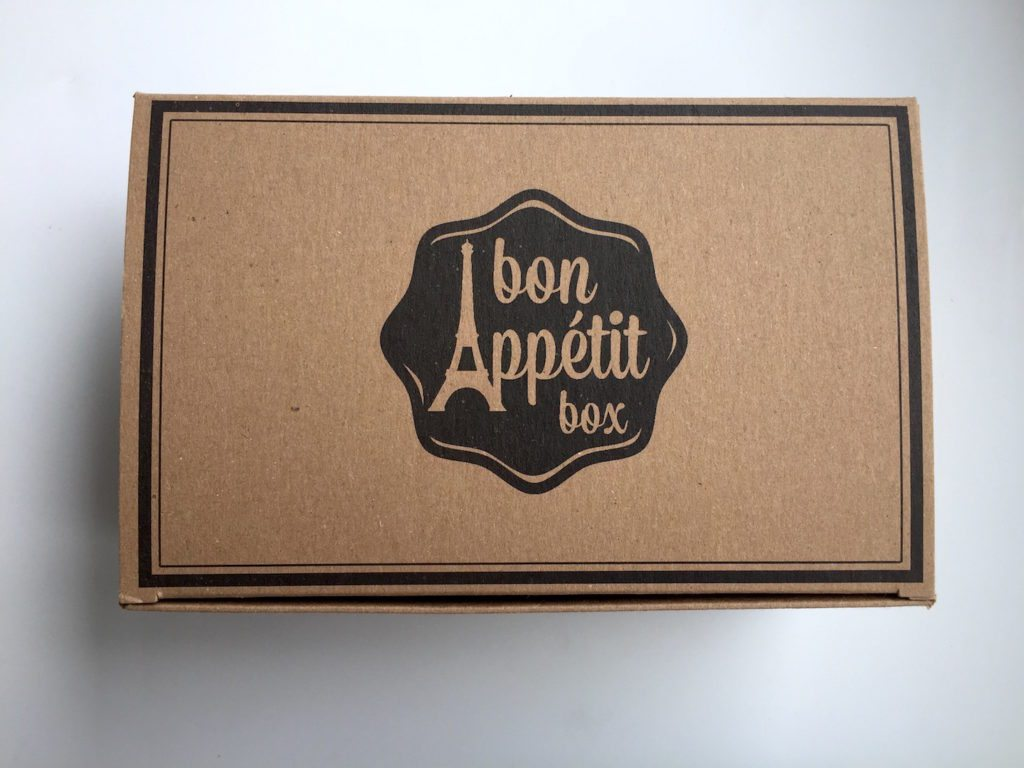 Review for Bon Appétit Snack Box Review + Coupon - September 2016