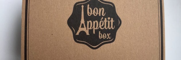 Bon Appétit Snack Box Review + Coupon – September 2016