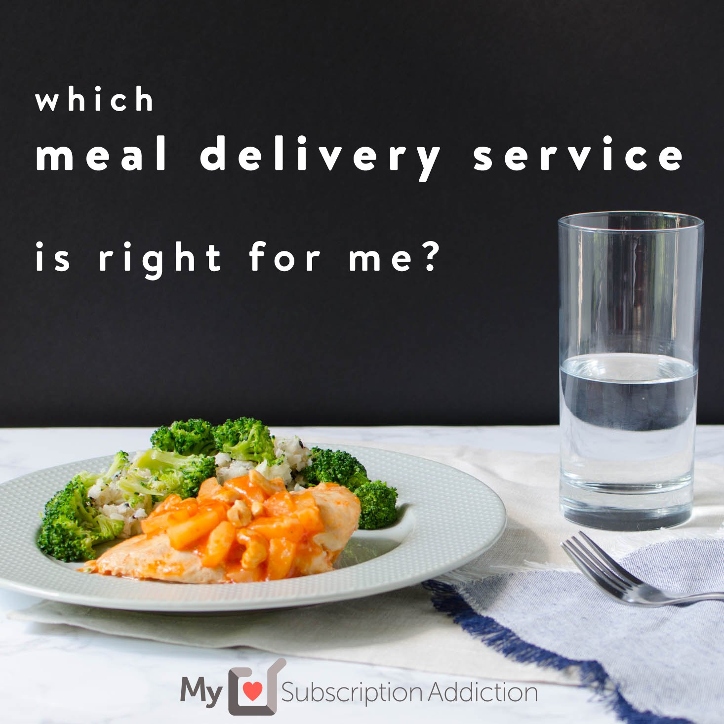 Which Meal Kit Service is Best For Me? Take Our Quiz!