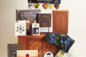 George R.R. Martin Game of Thrones Box Coupon – Save $20!