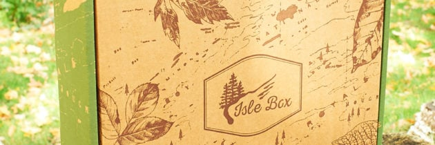 Isle Box Seasonal Box Review + Coupon- Fall 2016