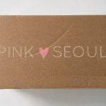 PinkSeoul Mask Subscription Review + Coupon- October 2016