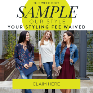 Wantable Style Edit Black Friday Deal – Free $20 Stylist Credit!