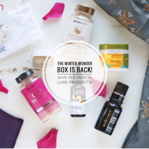 Eco Salon Winter Wonder Box Available Now!