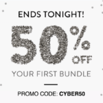 Last Day! Honest Company Deal – 50% Off Your First Bundle!