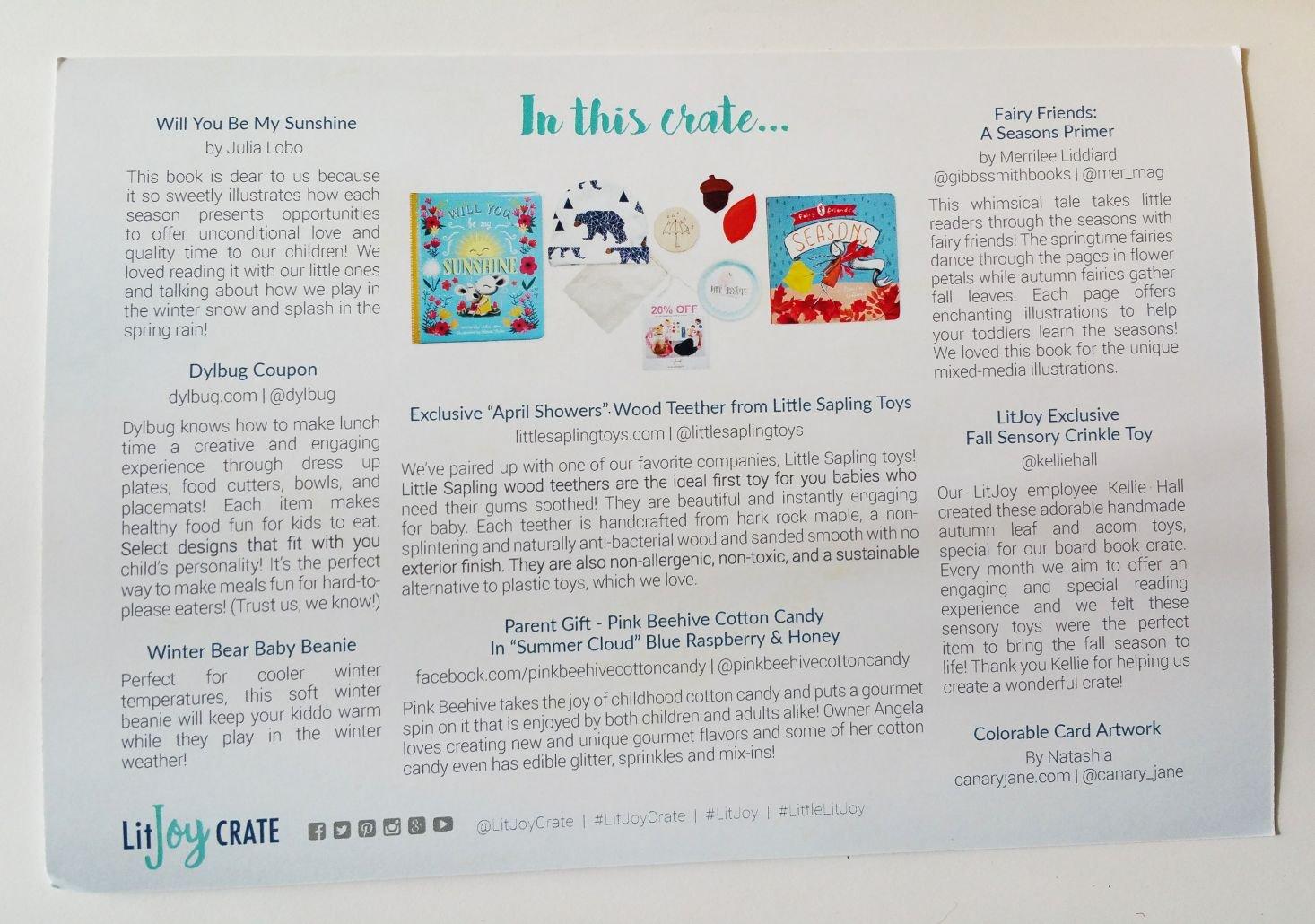 litjoy-october-2016-inside-info