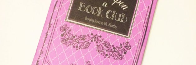 Once Upon a Book Club Box Review + Coupon – October 2016