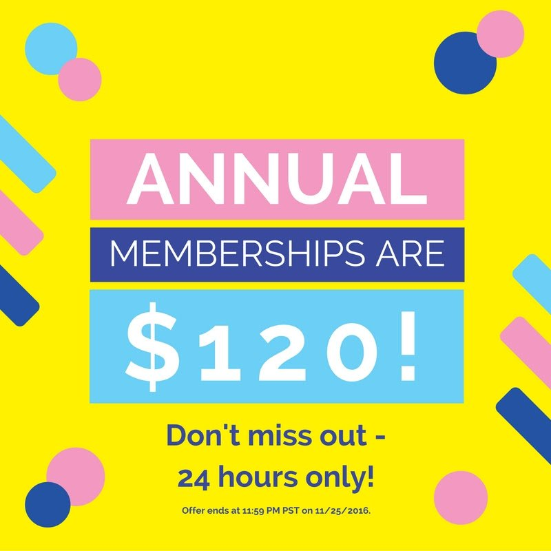 So Choix Black Friday Sale – Annual Subscriptions On Sale!