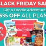 Love With Food Black Friday Deal – FREE Holiday Bonus Box!