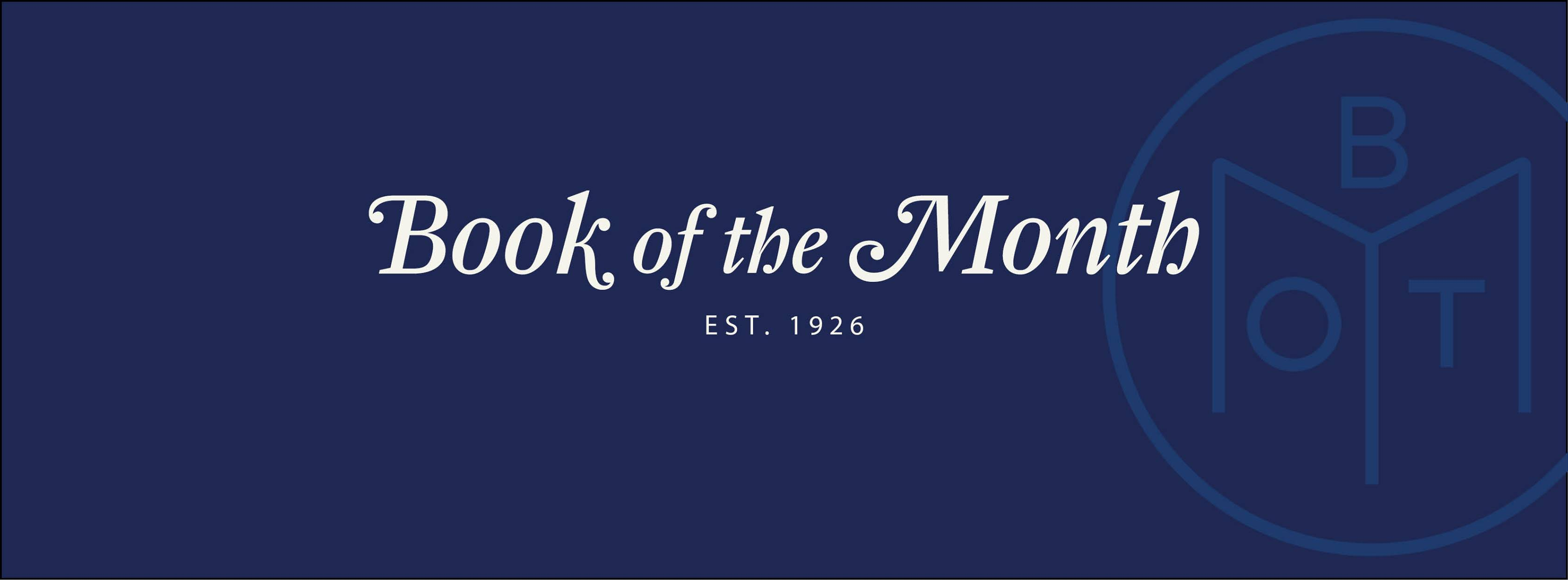 Book of the Month November 2018 Spoiler + Free Book!