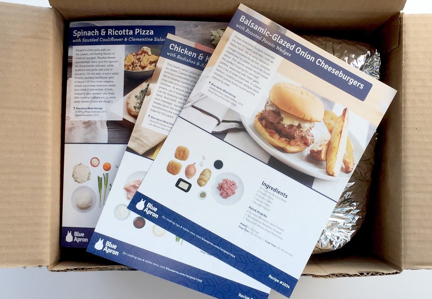 White apron dover nh