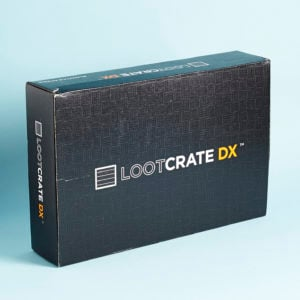 Loot Crate DX Subscription Box Review + Coupon – December 2016